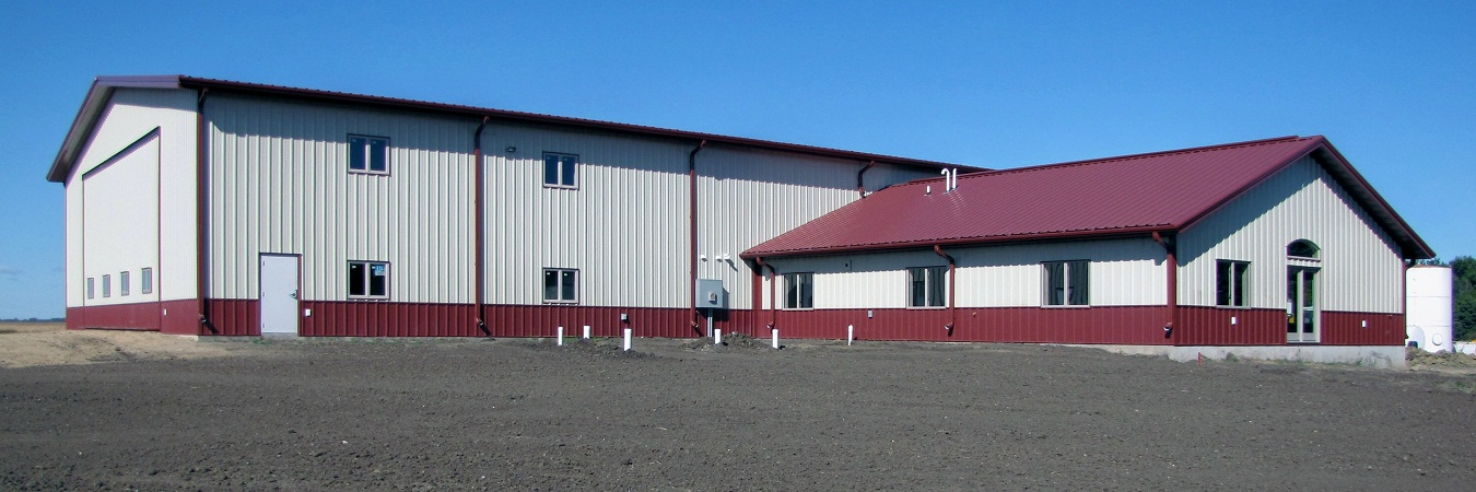 Leading Manufacturer of Pre-Fabricated Steel Buildings, We Design, Fabricate and Deliver World Class Steel Buildings